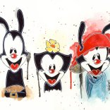 animaniacs_by_lukefielding-d6oyk51