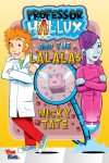 Prof. Hallux and the LALALAs [Layout/Minor Character]